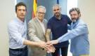 رسمياً .. فيكتور فالديس يعود للعمل مع برشلونة