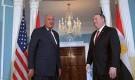وزير الخارجية الأمريكي يدعو في اتصال هاتفي مع نظيره المصري إلى حل سياسي في ليبيا