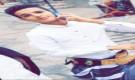 بعد ان ذاع صيته في عموم عدن: أحمد الأسد شاب يجيد طباخة الفوفل الملبس ويقدم طلبات لمختلف المناسبات (حوار)