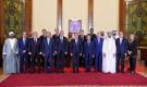 بحضور معياد ..الرئيس المصري يستقبل  مجلس محافظي البنوك المركزي ومؤسسات النقد العربية