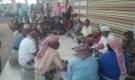 عاجل:  وصول المحتجزين من أبناء باكازم إلى مديرية احور