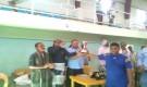 منتخب الحوطة  المدرسي لكرة اليد يتوج بكأس ذكرئ اكتوبر بلحج