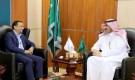 تزوير حوثي لصورة للسفير السعودي في اليمن وعدن الغد تنشر الصورة الاصلية