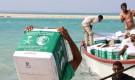 للشهر الخامس على التوالي.. مركز الملك سلمان للإغاثة يوزع سلل غذائية للأسر المحتاجة بجزيرة ميون