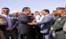 صور وصول الحكومة الى عدن
