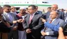 الحكومة تصل قصر معاشيق  ورئيس الوزراء يدلي بأول تصريح صحفي