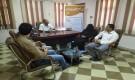 لقاء مشترك بين صندوق دعم الشباب بحضرموت ومركز الأفق للكمبيوتر لبحث أوجه التعاون بالمكلا