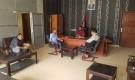 شبوة: وكيل محافظة شبوة يلتقي مع رئيس منظمة عناية