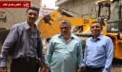 مسئول حكومي يكشف لعدن الغد اسباب انهيار الشارع الرئيسي بالمعلا
