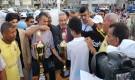 نائب رئيس الوزراء ورئيس مجلس الإدارة يفتتحان اليوم بمدينة المكلا فرع جديد للبنك الأهلي اليمني