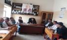 مدير عام قعطبة يرأس الاجتماع  الشهري للمكتب التنفيذي بالمديرية