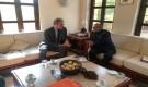 محافظ المحويت يلتقي السفير الفرنسي لدى بلادنا في الرياض