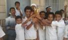 فريق السد يتوّج بطلاً للدوري المدرسي التنشيطي بمدرسة الشهيد الدرة بالمحفد