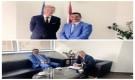 العناني يلتقي سفير الاتحاد الاوروبي لبحث الدعم المقدم لقطاع الكهرباء في اليمن