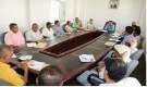 المكتب التنفيذي والمجلس المحلي محافظة ابين يعزي بوفاة مدير عام الموارد المالية بالمحافظة.