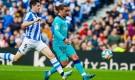 الدوري الإسباني| برشلونة يسقط في فخ التعادل أمام ريال سوسيداد