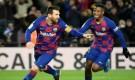 ميسي يمنح المدرب الجديد الفوز الأول مع برشلونة بصاروخ في غرناطة العنيد