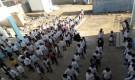 إدارة التربية بيافع سرار تتفقد سير العملية التعليمية بالمدارس