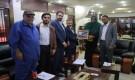 السفارة اليمنية والاتحاد العام في زيارة لجامعة الجزيرة