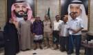 رئيس نقابة لحج : قائد التحالف العربي وعدنا بتوصيل مطالبنا لمجلس الوزراء وقادة دول التحالف.