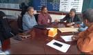 القائم بأعمال محافظ عدن يناقش تنفيذ مشروع الإستجابة الطارئة للنظافة والإصحاح البيئي بالمحافظة