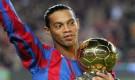 ماذا تعرف عن لاعبي كرة القدم (رونالدينيو)؟