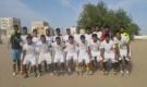 مباراة ودية تجمع نادي الشعلة الرياضي مع نادي شباب الوضيع في عدن