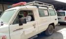 مكتب الصحة بالضالع يسلم سيارة إسعاف لمستشفى الريفي بالأزارق