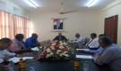 وزير التربية والتعليم يلتقي وكلاء وزارة التربية ومديري مكاتب التربية بمحافظات (عدن لحج ابين )
