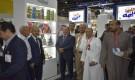 نائب وزير الصناعة يشارك بمعرض دبي للأغذية (جلفود)