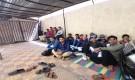 طلاب اليمن المبتعثين لدولة السودان للعام الجامعي 2019 - 2020 يبدأون الإعتصام الدائم للمطالبة بصرف مستحقاتهم