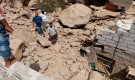 تحذير حكومي من انهيار صخري جديد بعدن
