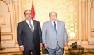 نائب رئيس الوزراء وزير الداخلية يهنئ فخامة الرئيس هادي بالذكرى الثامنة لانتخابه