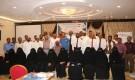 ابتكار وتصميم المبادرات المجتمعية دورة تدريبية لأعضاء شبكة النماء اليمنية بوادي حضرموت