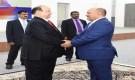نائب وزير الصناعة يهنئ فخامة رئيس الجمهورية بالذكرى الثامنة لانتخابه