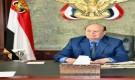 قيادات عسكرية رفيعة تهنئ رئيس الجمهورية بالذكرى الثامنة لانتخابه