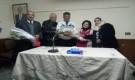 برعاية سفير اليمن لدى مصر المركز الثقافي اليمني يقيم ندوة بعنوان عصا موسى «عليه السلام »للباحث اليمني عارف التوي
