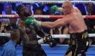 فيوري يهزم وايلدر وينتزع حزام مجلس الملاكمة العالمي للوزن الثقيل