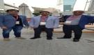 المؤسسة الاقتصادية تشارك في اكبر مهرجان عالمي بدولة الإمارات العربية الشقيقة