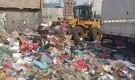 حملة نظافة شاملة تواصل أعمالها بمدينة عدن