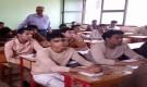 رئيس شعبة التعليم بعدن يقوم بجولة تفقدية لسير عملية التعليم بمديريات عدن