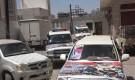 تشييع جثمان الشهيد أبو راغب السعدي في عدن