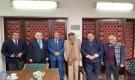 الرئيس علي ناصر محمد يزور مقر منظمة تضامن الشعوب الأفرو آسيوية