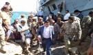 محافظ شبوة يكشف عن توجه حكومي للعمل في مشروع أول ميناء بحري بالمحافظة