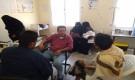 مدير مكتب الصحة بـ خنفر يقوم بزيارة تفقدية للمرافق الصحية بمنطقة شقرة والخبر