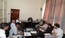 إقرار تشكيل لجنة لمعالجة قضايا أراضي وعقارات الدولة