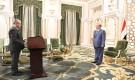 البطاني وباكريت يؤديان اليمين الدستورية بمناسبة تعيينهما في مجلس الشورى