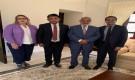 محافظ الحديدة يلتقي نائب رئيس البعثة ومسئول الشؤون السياسية العسكرية في السفارة الأمريكية لدى اليمن