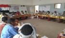 تنفيذية انتقالي حبيل جبر تعقد اجتماعها الدوري وتلتقي برؤساء المجلس بالمراكز