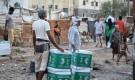 مركز الملك سلمان للإغاثة يواصل توزيع السلال الغذائية لمتضرري السيول بعدن